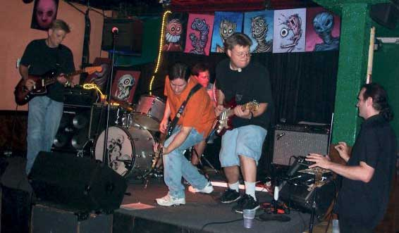 The Atomic Mosquitos